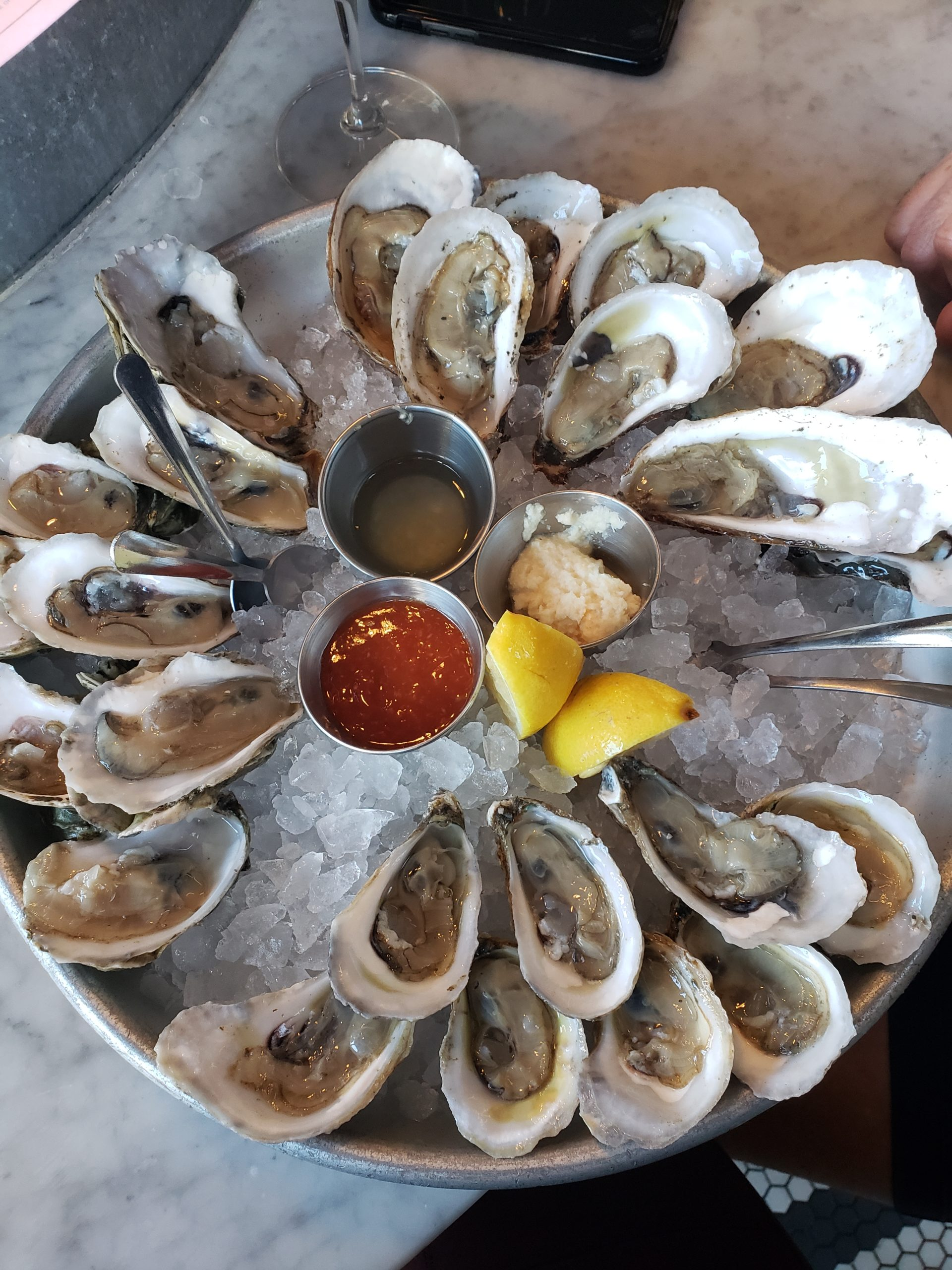 The Darling Oysters